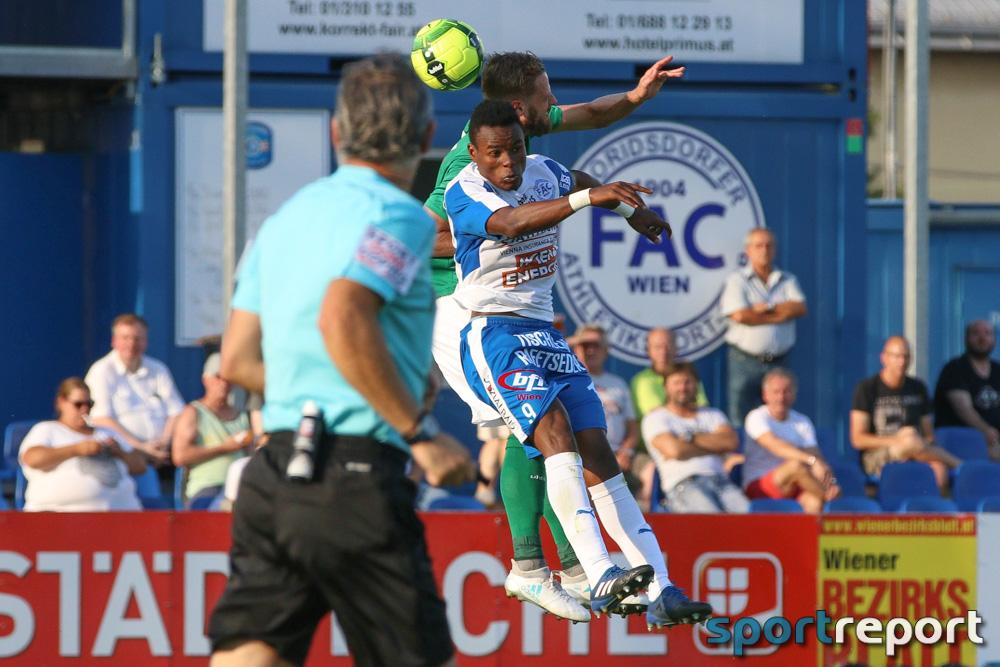 Floridsdorfer AC, FAC, SC Austria Lustenau, FAC Platz, Sky Go Erste Liga