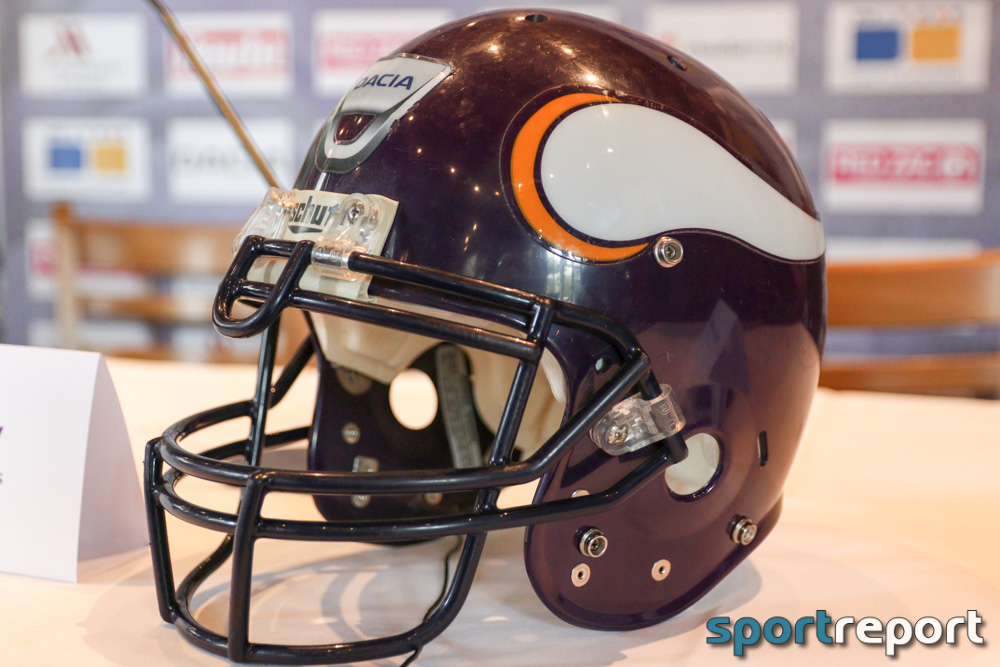 Vikings, Play-Offs - Foto © Sportreport