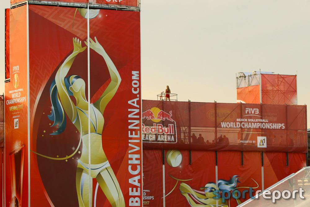 Drei ÖVV-Herren-Teams im WM-Sechzehntelfinale der FIVB Beach Volleyball WM