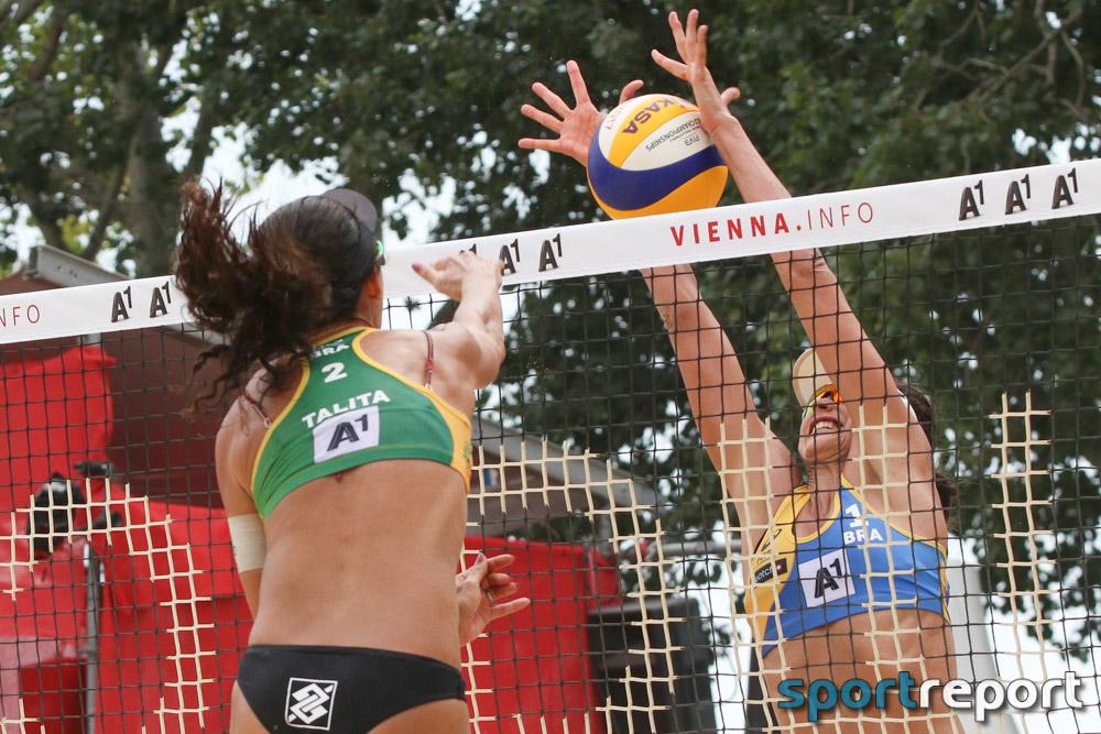 Beachvolleyball, Österreich, Beach Volleyball Weltmeisterschaft, Beach Volleyball WM Vienna 2017