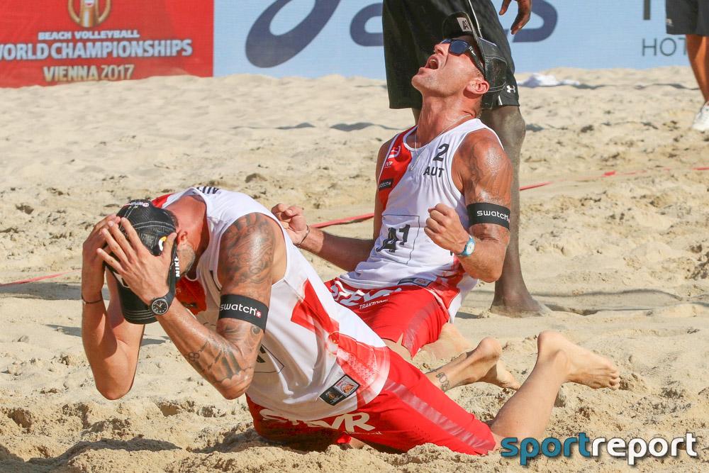 Beachvolleyball, WM, Weltmeisterschaft, Doppler, Clemens Doppler, Alex Horst, Horst