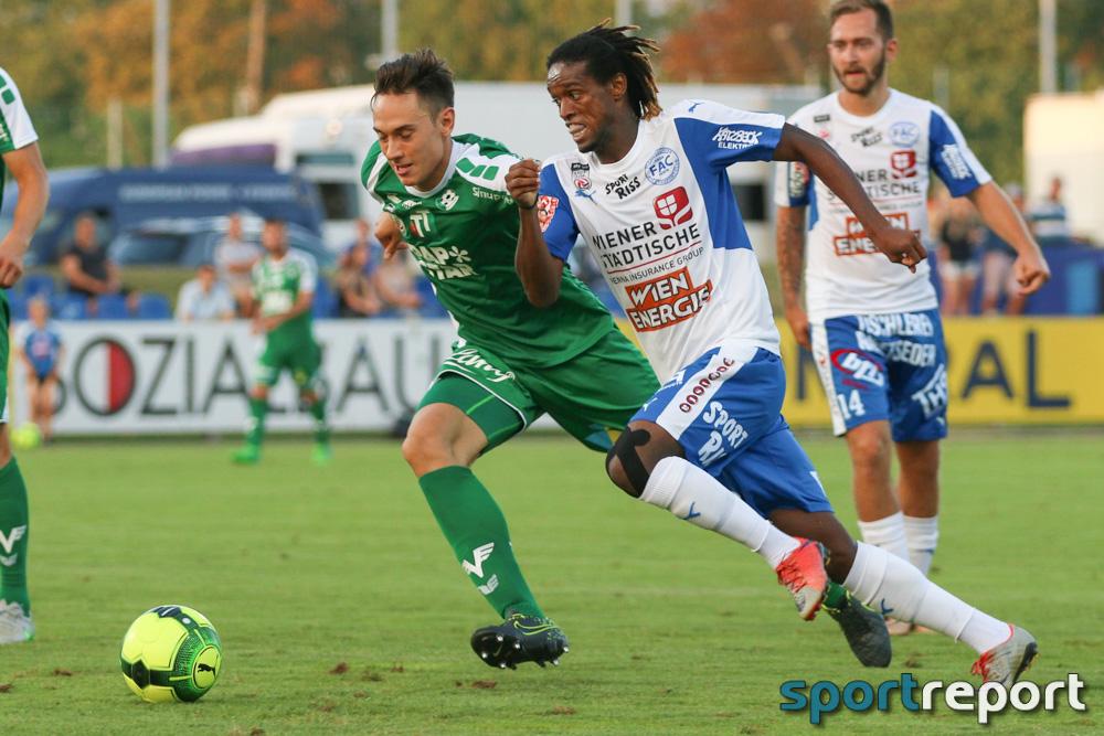 Floridsdorfer AC, FAC, WSG Swarovski Wattens, FAC Platz, Sky Go Erste Liga