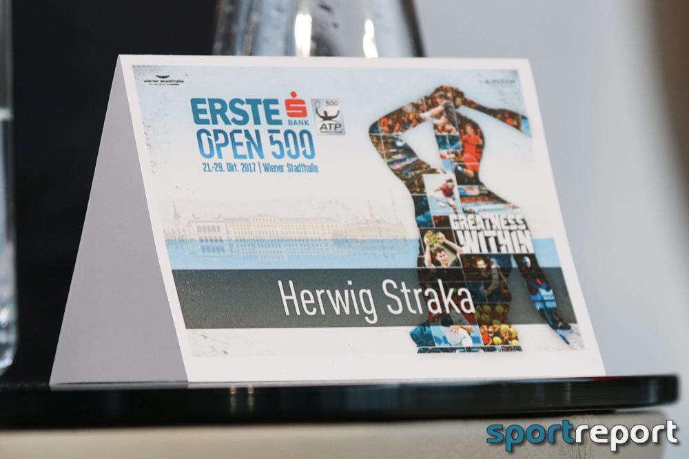 Pressekonferenz, Erste Bank Open 2017, Wiener Stadthalle, Erste Bank Open 500