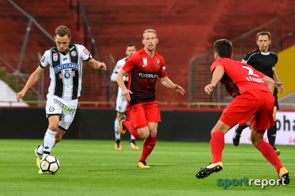 Fußball, Bundesliga, Tipico Bundesliga, Sturm Graz, Admira