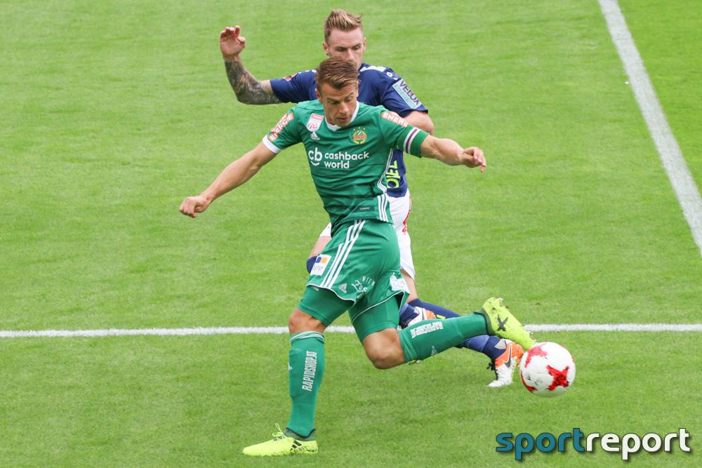 Fußball, Tipico Bundesliga, Rapid Wien, WAC, WAC vs. Rapid Wien