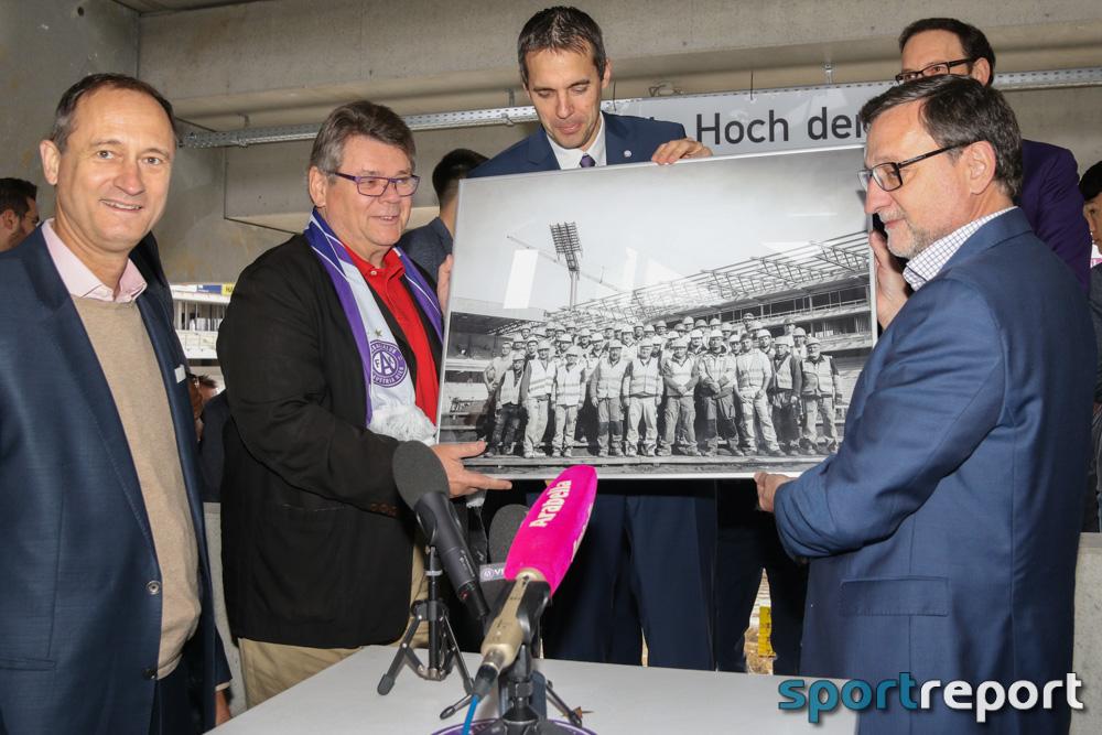 FK Austria Wien, GASTMANNSCHAFT, aus dem Ernst Happel Stadion, tipico Bundesliga