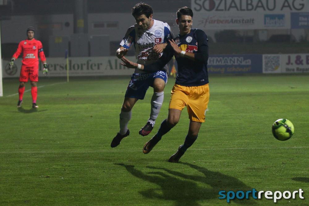 Floridsdorfer AC, FAC, FC Liefering, vom FAC Platz, Sky Go Erste Liga