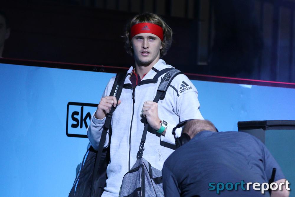Zverev bestand Geduldsprobe und steht nach Sieg über Simon im Viertelfinale