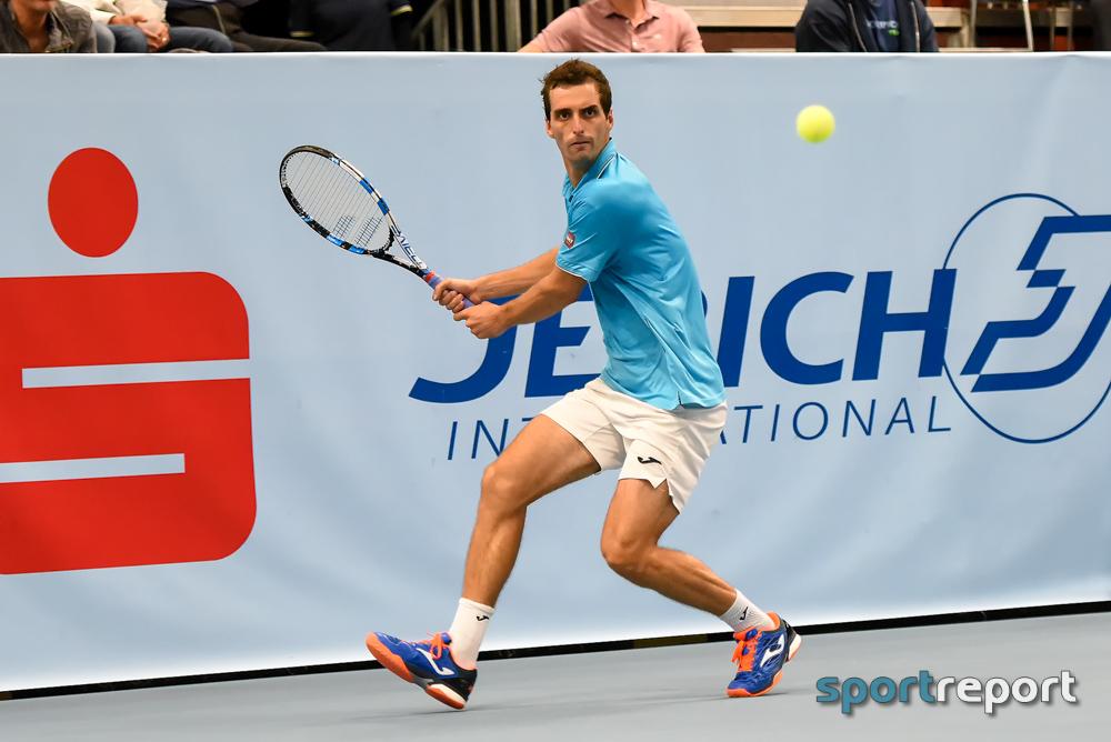 Österreich, Wien, aus der Wiener Stadthalle, ATP Turnier