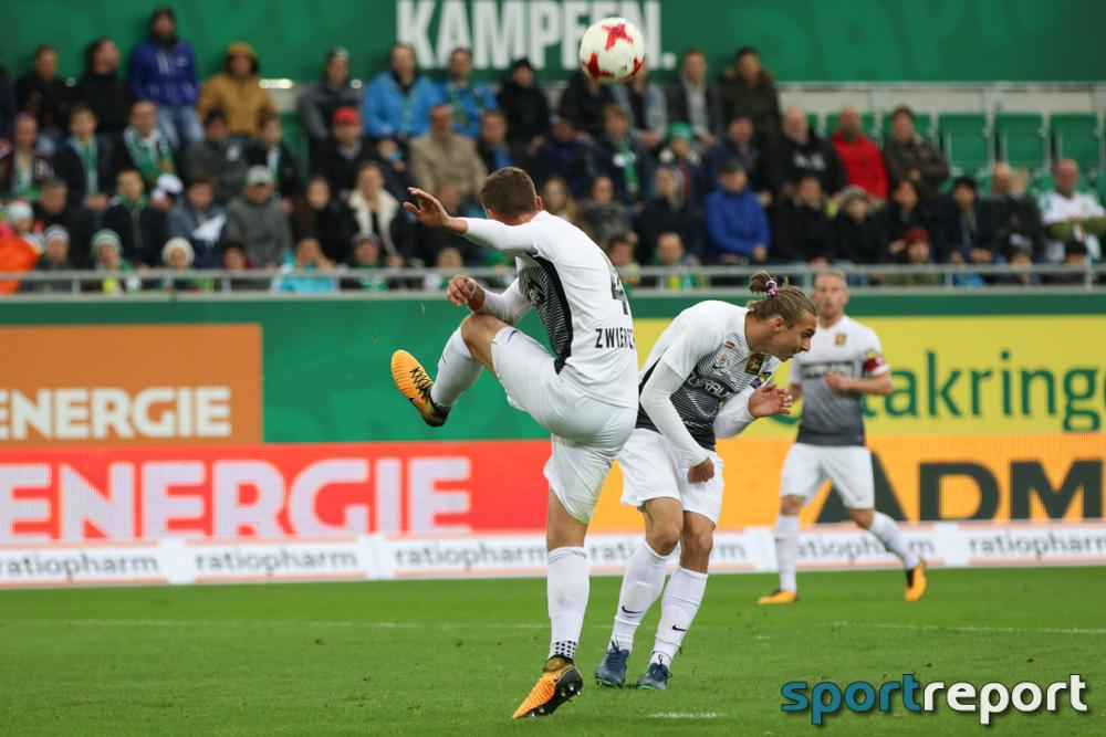 SK Rapid Wien, FC Admira Wacker Mödling, aus dem Allianz Stadion, tipico Bundesliga