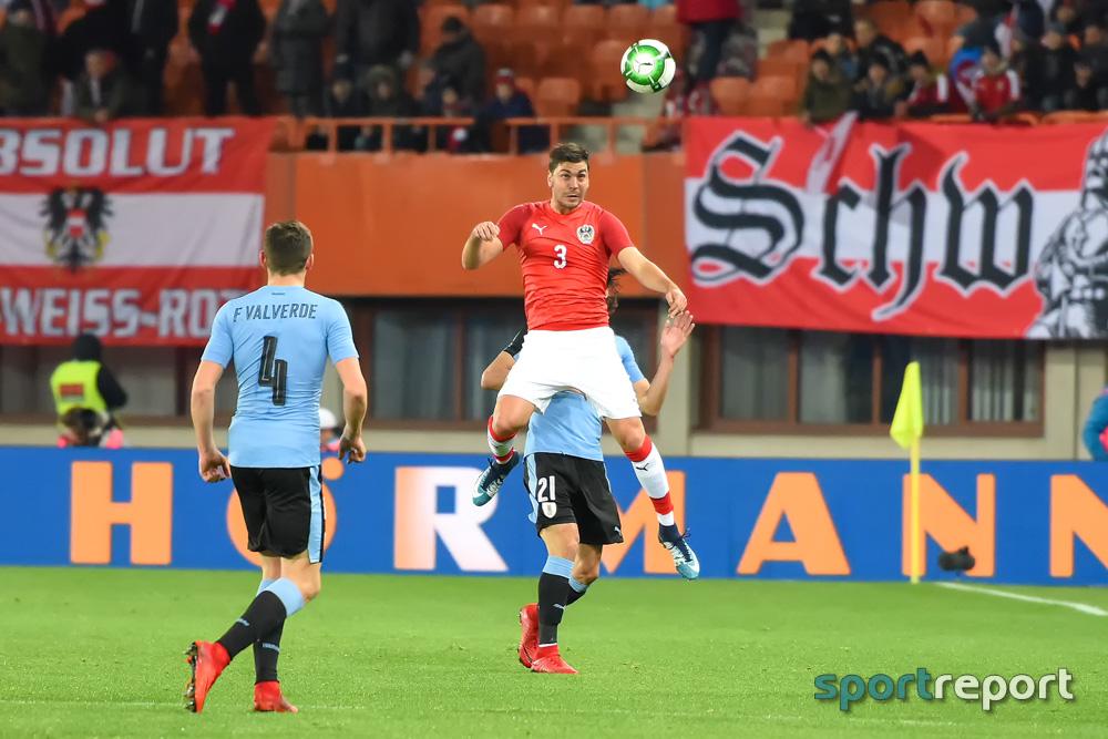 ÖFB, Ernst Happel Stadion, Länderspiel, Österreich, Uruguay