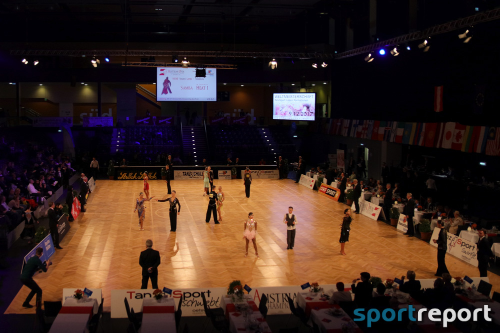 Faszination Austrian Open - ein besonderes Highlight im internationalen Tanzsportkalender
