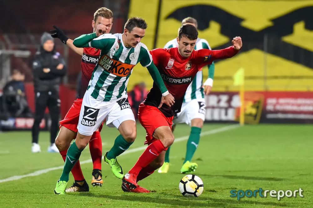 Fußball, Smail Prevljak, SV Mattersburg, Bosnien, Kader