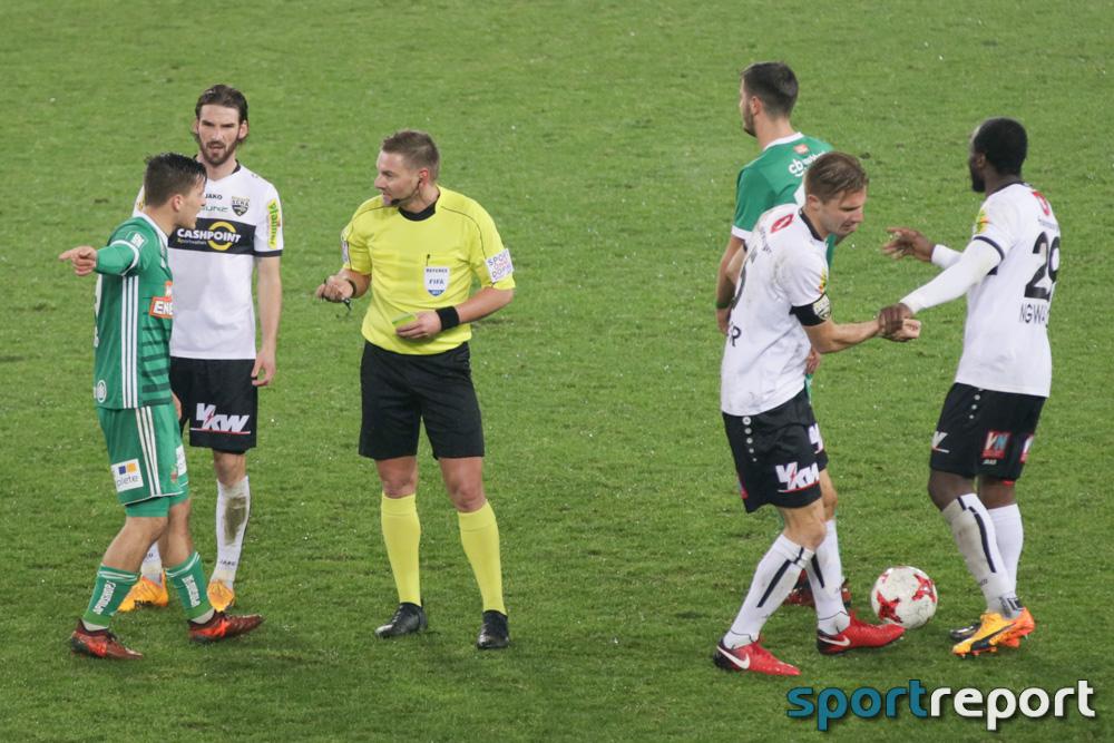 Fußball, Bundesliga, Tipico Bundesliga, Rapid Wien, Ljubicic, Dejan Ljubicic, Moschee, Bosnien, SC Wiener Neustadt