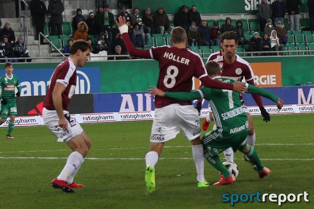 Rapid Wien, SV Mattersburg