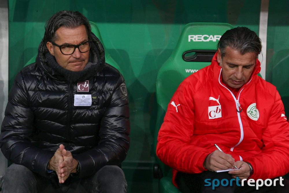 Fußball, Bundesliga, Tipico Bundesliga, SV Mattersburg, WAC, SV Mattersburg vs. WAC, Pappelstadion