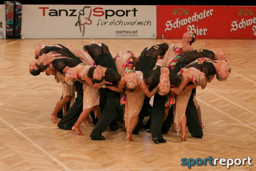 WDSF Weltmeisterschaft Latein Formation, WDSF Weltmeisterschaft Professional Showdance Standard, Multiversum, Tanz WM