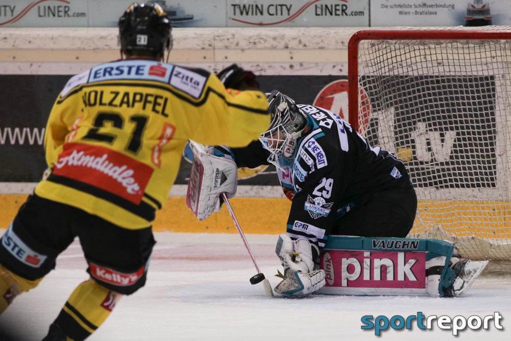 Vienna Capitals, Black Wings Linz, Albert Schultz Halle, EBEL