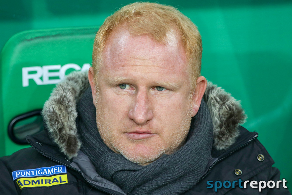 Fußball, Sturm Graz, Tipico Bundesliga, Heiko Vogel, Sturm Graz