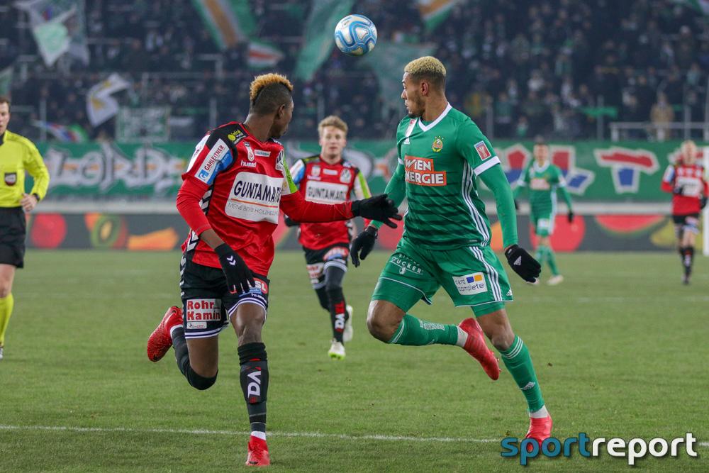 SK Rapid Wien, SV Ried, aus dem Allianz Stadion, ÖFB Cup