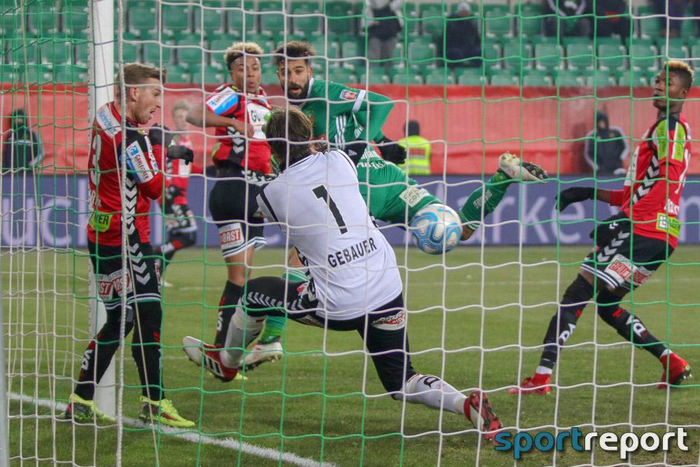 Rapid Wien, SV Ried
