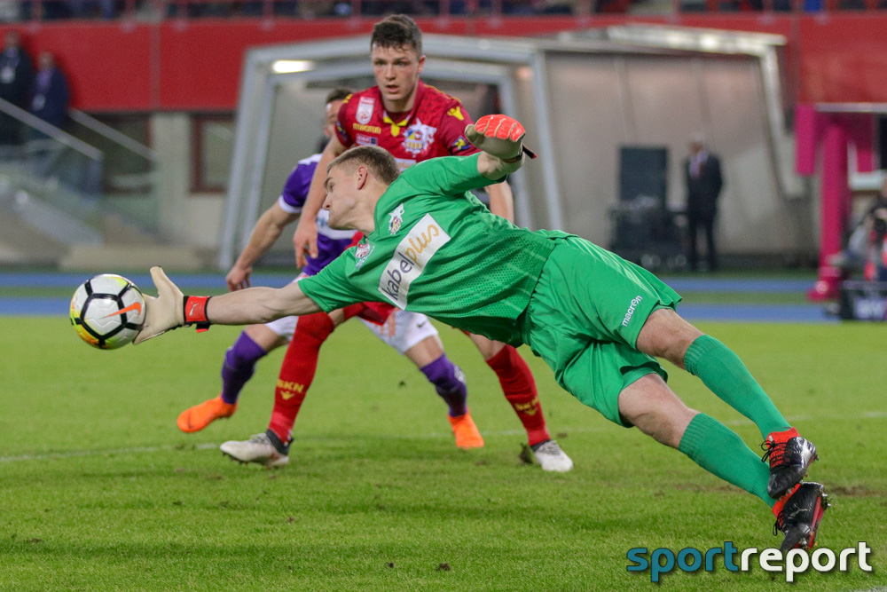 FK Austria Wien, SKN St Pölten, aus dem Ernst Happel Stadion, Tipico Bundesliga