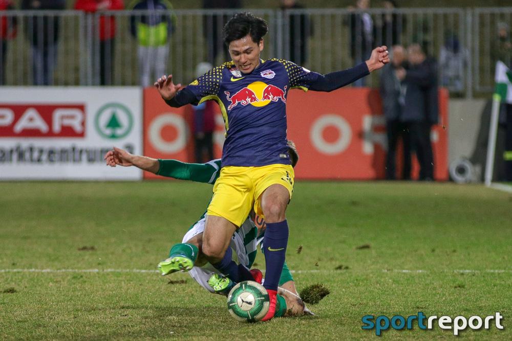 SV Mattersburg, FC Red Bull Salzburg, aus dem Pappelstadion, Tipico Bundesliga