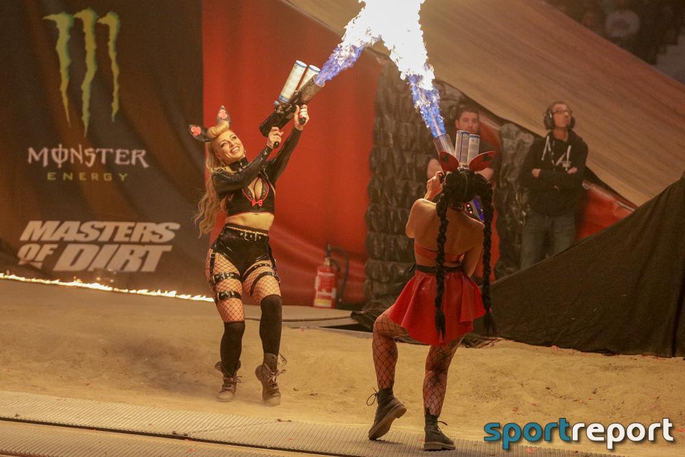 Der Countdown läuft - nur noch 2 Tage bis zu Masters of Dirt, der legendärsten Freestyleshow der Welt