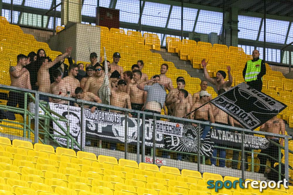 FK Austria Wien, SCR Altach, aus dem Ernst Happel Stadion, Tipico Bundesliga