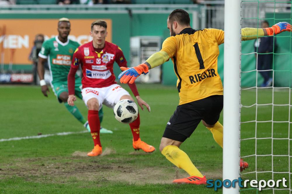 SK Rapid Wien, SKN St Pölten, aus dem Allianz Stadion, Tipico Bundesliga
