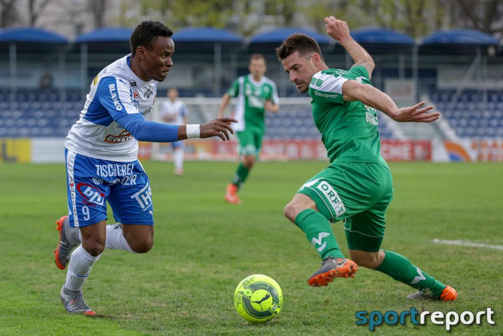 Floridsdorfer AC, FAC, WSG Wattens, vom FAC Platz, Sky Go Erste Liga