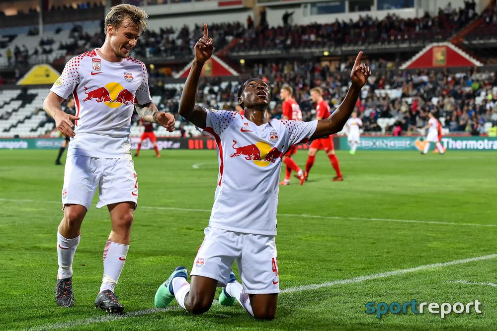 FC Flyeralarm Admira, FC Red Bull Salzburg, aus der BSFZ Arena, Tipico Bundesliga