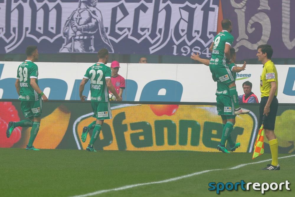 Rapid Wien, Austria Wien, Wiener Derby, 326. Wiener Derby, #faklive, #fakscr