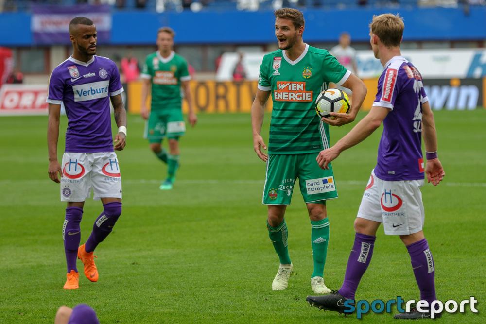 FK Austria Wien, SK Rapid Wien, Ernst Happel Stadion, 326. Wiener Derby, Tipico Bundesliga