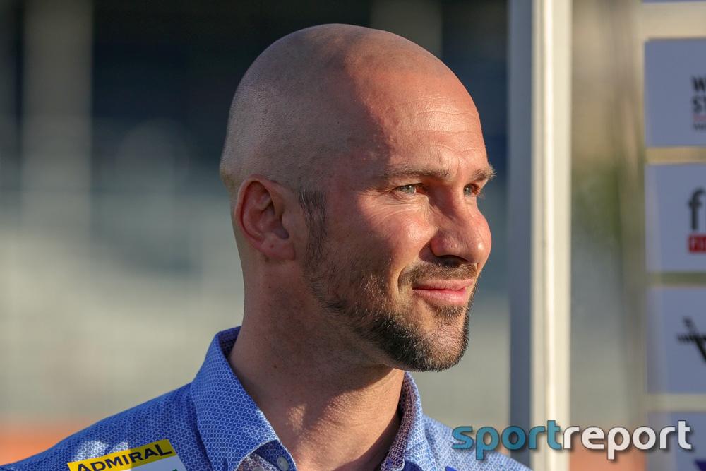 Christian Ilzer ist neuer Cheftrainer beim WAC