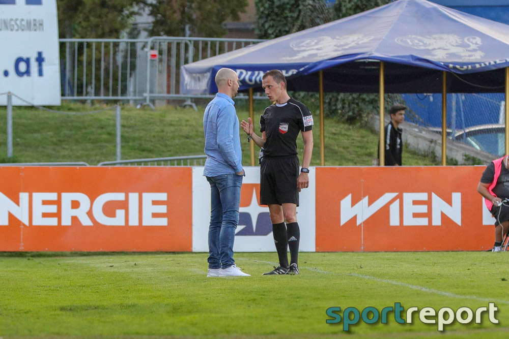 Floridsdorfer AC, FAC, TSV Hartberg, vom FAC Platz, Sky Go Erste Liga