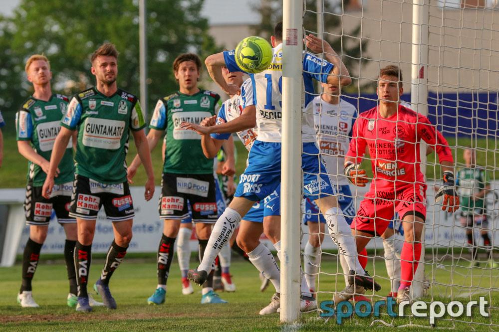 Floridsdorfer AC, FAC, SV Ried, vom FAC Platz, Sky Go Erste Liga