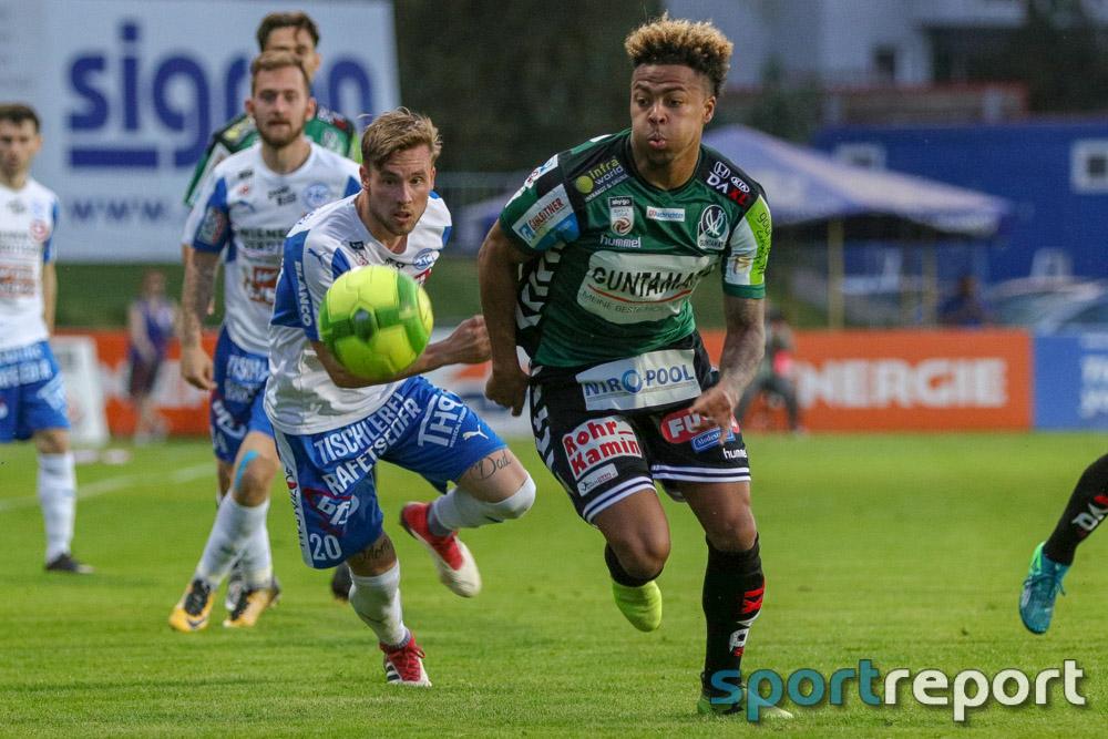 Strafsenat sperrt Ronny Marcos (SV Ried) für zwei Spiele