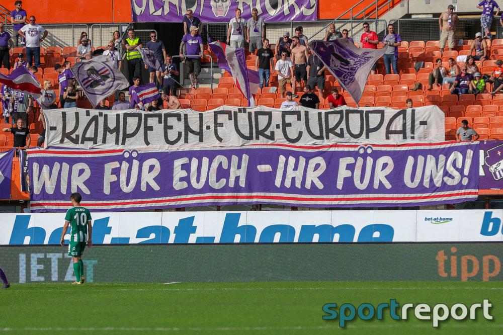 FK Austria Wien, SV Mattersburg, aus dem Ernst Happel Stadion, Tipico Bundesliga