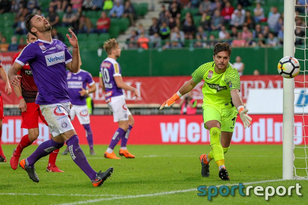 FK Austria Wien, FC Admira Wacker Mödling, aus dem Ernst Happel Stadion, Tipico Bundesliga