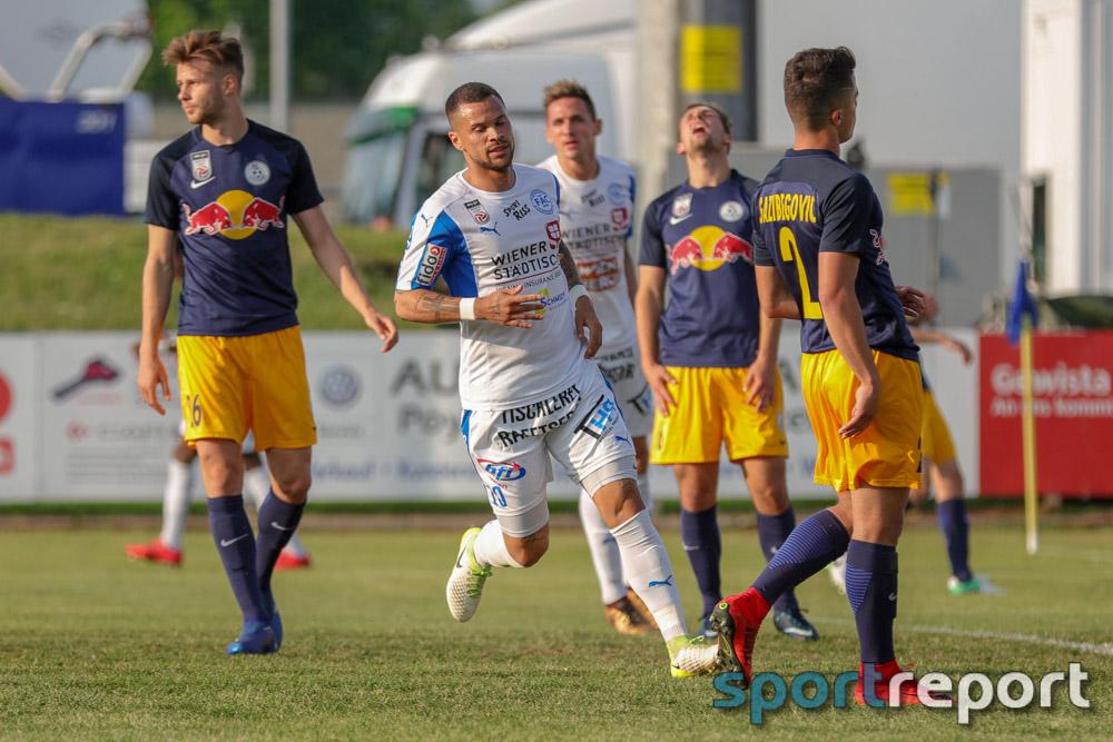 Admira verpflichtet Offensivspieler Marco Sahanek vom FAC