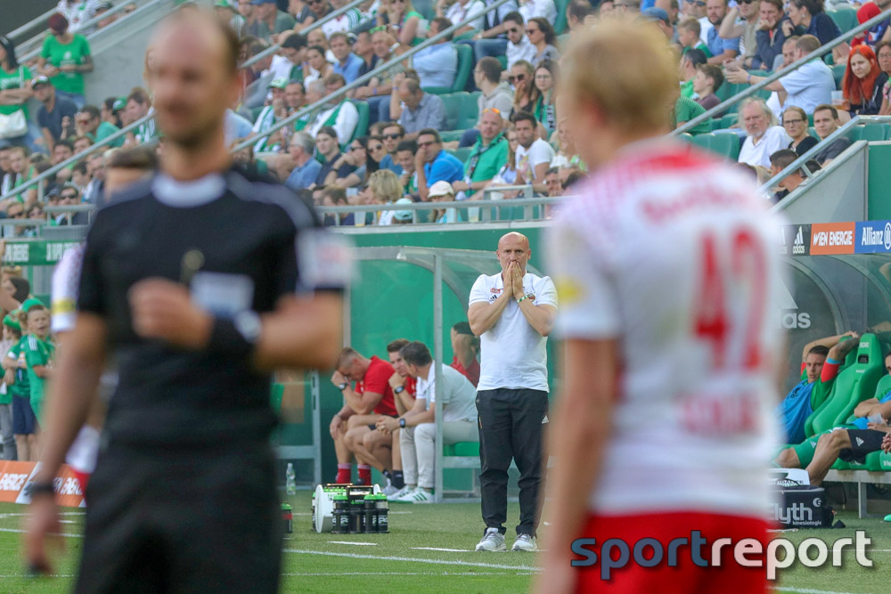 SK Rapid Wien, FC Red Bull Salzburg, aus dem Allianz Stadion, Tipico Bundesliga