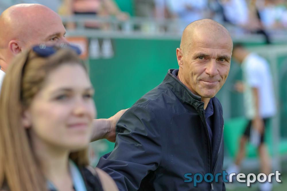 """Klaus Schmidt (Trainer SCR Altach): """"Ich werde keine Klausel mit einer Platzierung mehr unterschreiben"""""""