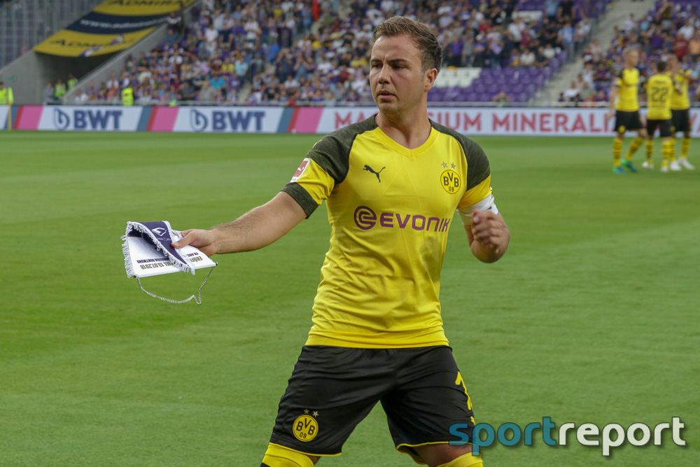 Mario Götze (Borussia Dortmund):