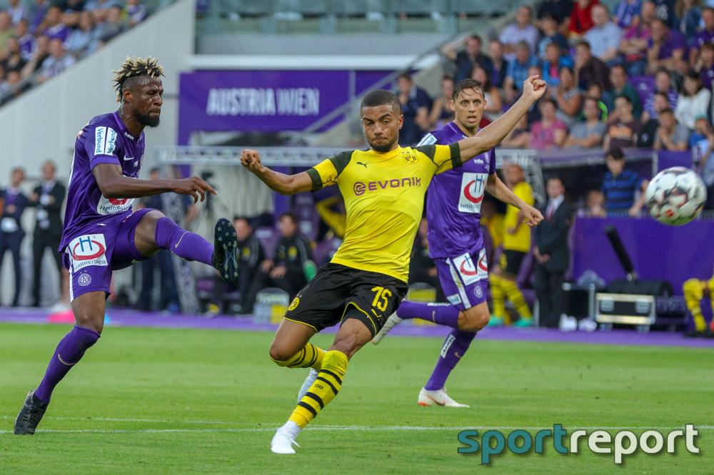 Austria Wien, Borussia Dortmund, #faklive, #fakbvb #fkabvb, Generali-Arena, Eröffnungsspiel Generali-Arena