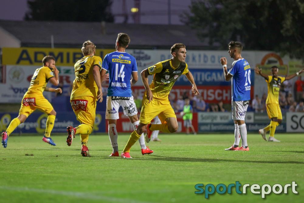 Floridsdorfer AC, FAC, Kapfenberger SV, vom FAC Platz, Zweite Liga, 2. Liga
