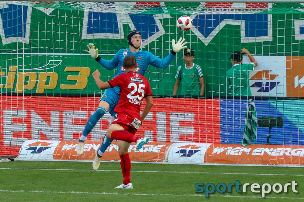 SK Rapid Wien, SCR Altach, aus dem Allianz Stadion, Tipico Bundesliga