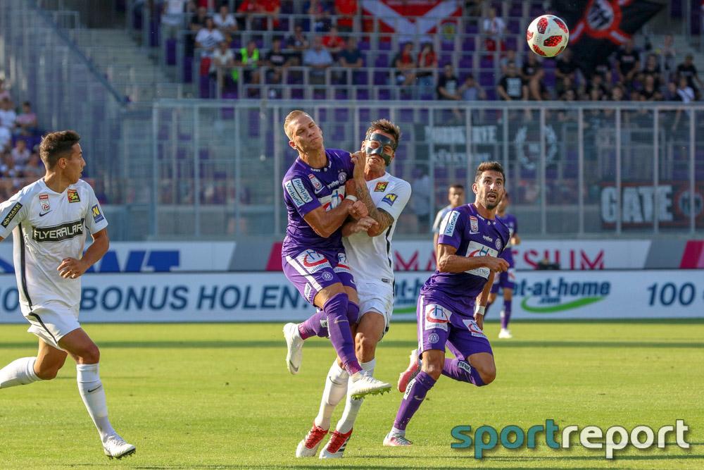 FK Austria Wien, FC Flyeralarm Admira, aus der Generali Arena, Tipico Bundesliga