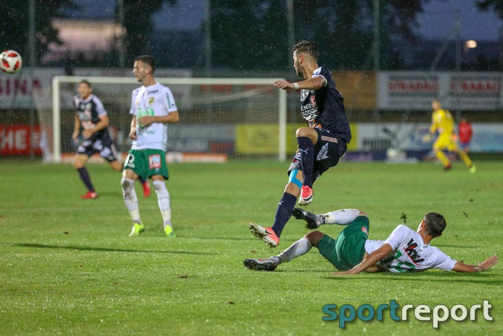 Floridsdorfer AC, FAC, SC Austria Lustenau, vom FAC Platz, 2. Liga