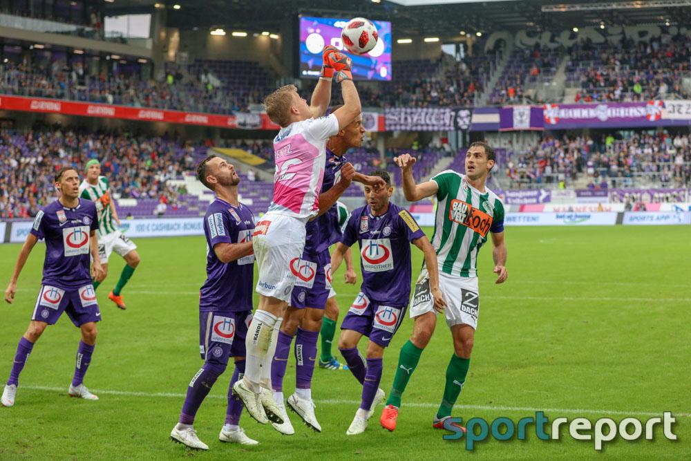 FK Austria Wien, SV Mattersburg, aus der Generali Arena, Tipico Bundesliga